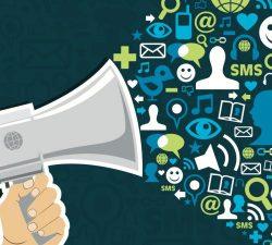 Bloggerul si social media?