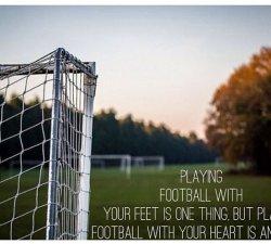 Fotbal si pasiune