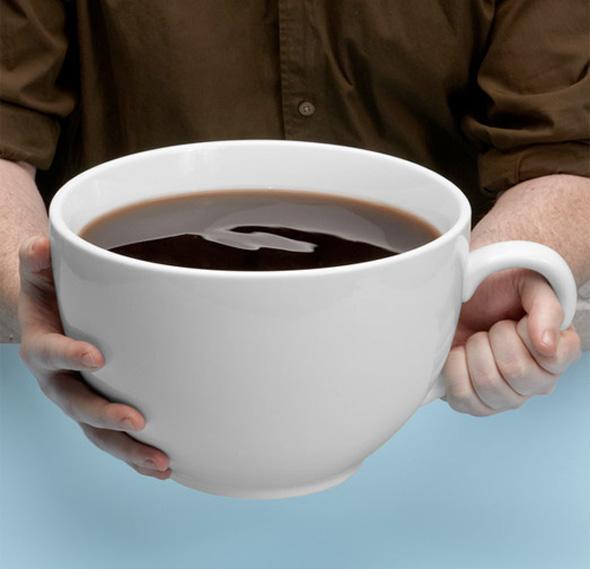 cafea mare