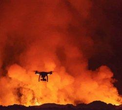 Vreau sa vad o filmare full hd cu drona a unui protest