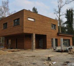 De ce sa iti construiesti o casa din lemn ?