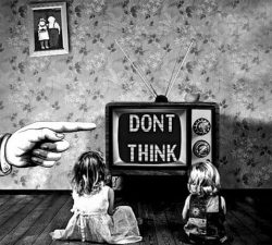 Nu ma mai uit la tv