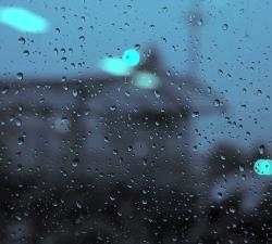 Ploaie si Gheorghe Iovu