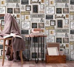 3 stiluri de tapet care sa te inspire pentru decorul bucatariei